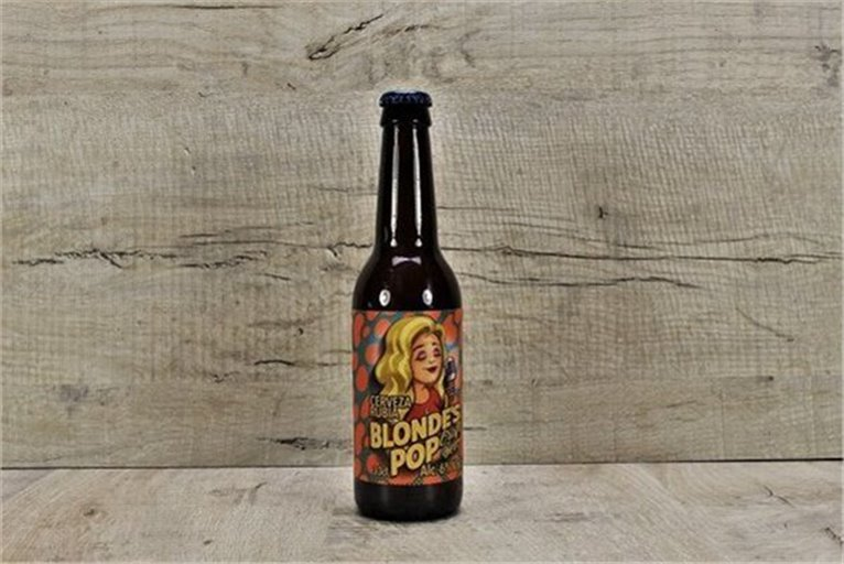 Blonde's Pop Craft Beer