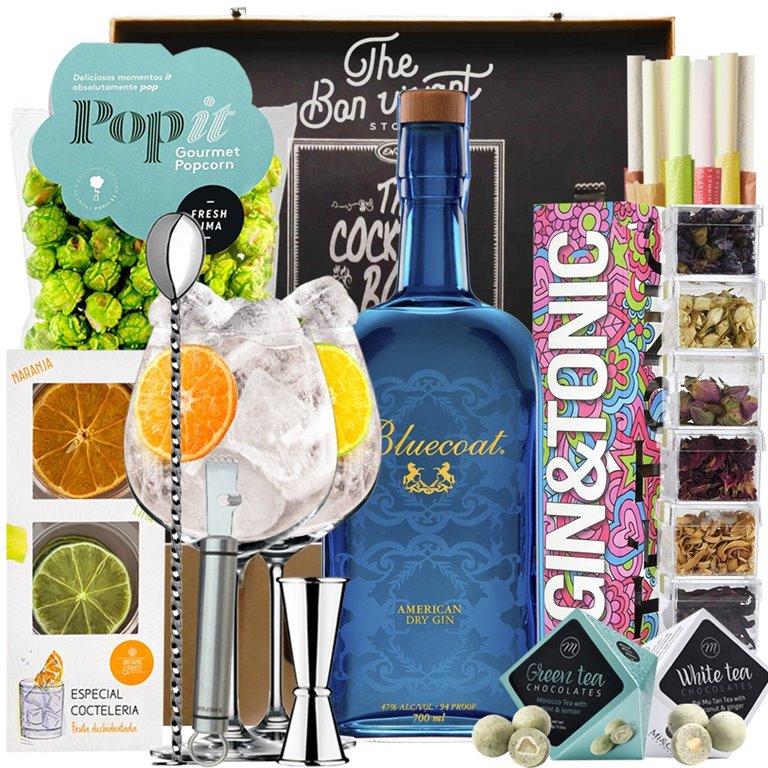 Bluecoat American Dry Gin Box