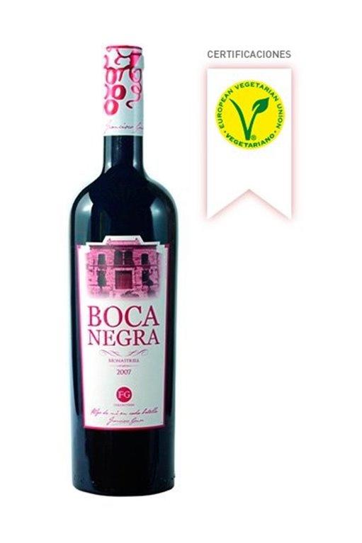 Boca Negra Dulce 2014, 1 ud