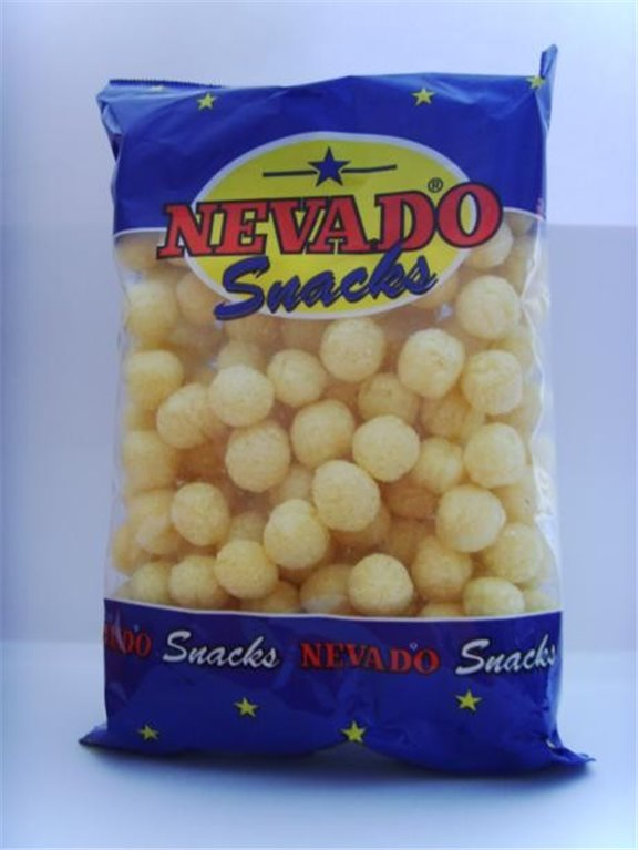 "BOLAS AL QUESO ""SNACK NEVADO"""