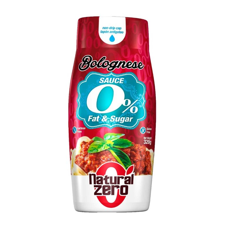 Bolognese Sauce 320 gr, 1 ud
