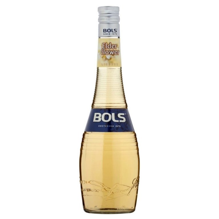 BOLS ELDERFLOWER 0,70 L.