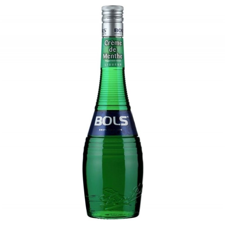 BOLS PEPPERMINT GREEN 0,70 L.