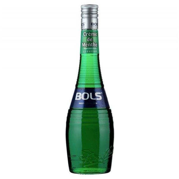 BOLS PEPPERMINT GREEN 0,70 L.