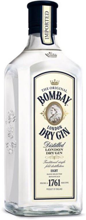 Bombay London Dry Gin Litro, 1 ud