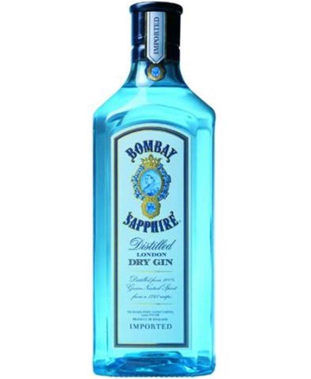 Bombay Sapphire 1 litro, 1 ud