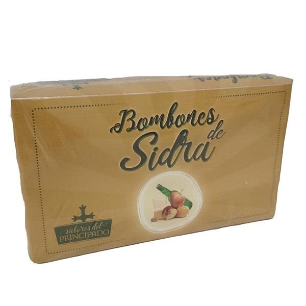 Bombones de Sidra 120g