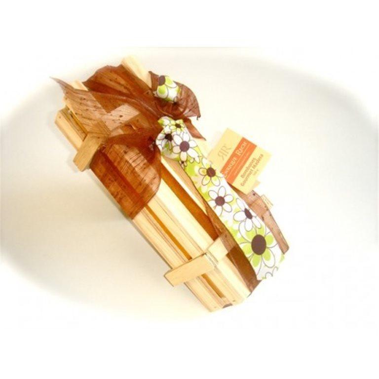 Bombones Gourmet Papi's Edition Caja Madera 500g, 1 ud