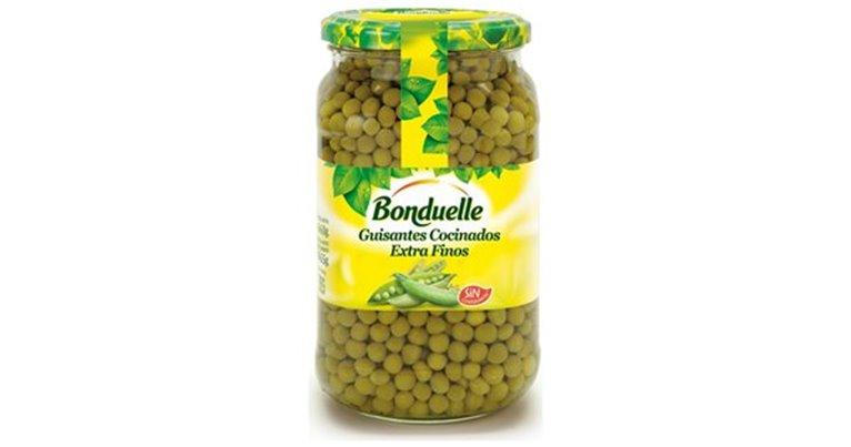 Bonduelle - Guisantes cocinados extra finos