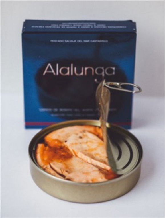 Bonito del Norte con tomate Alalunga, 1 ud