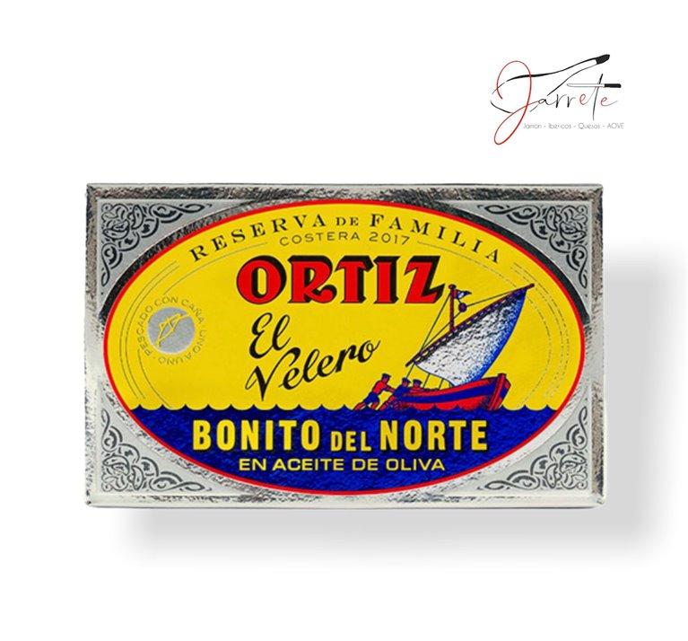 Bonito del Norte En Aceite de Oliva - Lata, 112 gr