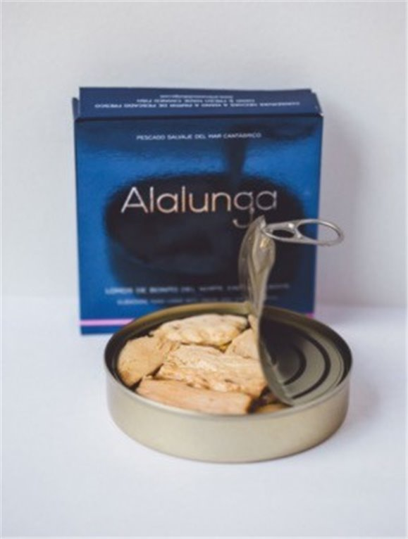 Bonito del Norte encebollado Alalunga