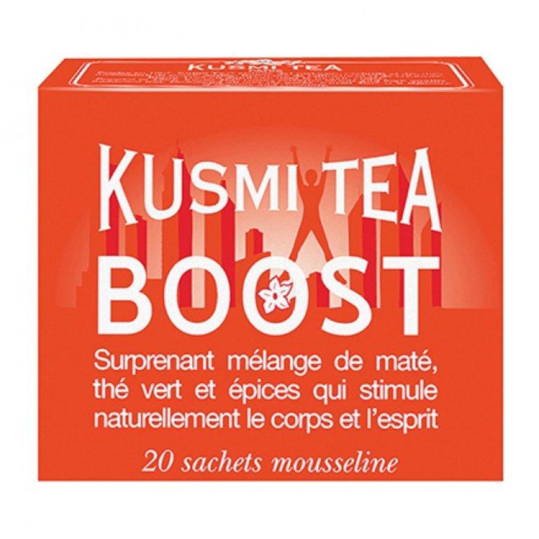 Boost 20 Muslins. Kusmi Tea. 12un., 1 ud