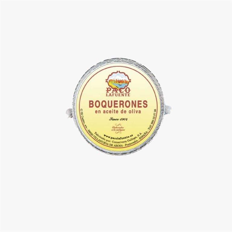 Boquerones en aceite de oliva Paco Lafuente