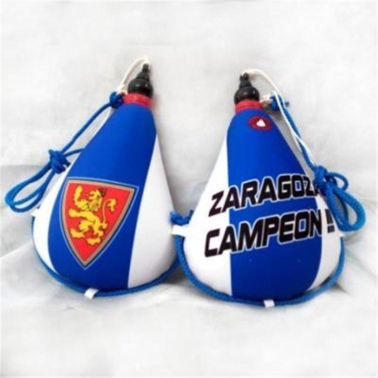 Bota de vino Real Zaragoza