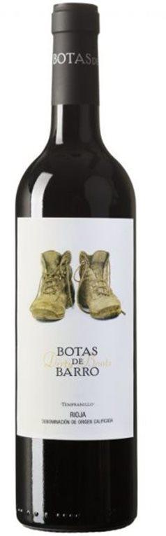 Botas de Barro Rioja 2015, 1 ud