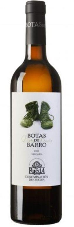Botas de Barro Rueda 2016, 1 ud
