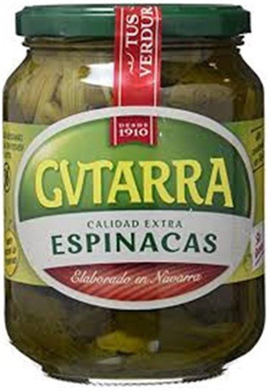 Bote espinacas Gvtarra, 1 ud