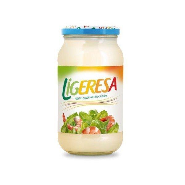 Ligeresa - Mayonesa (bote grande)