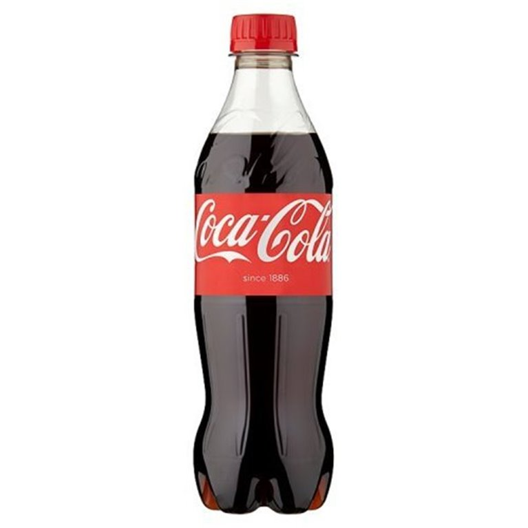 Botella Coca-cola 500ml