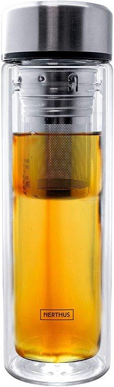 Botella-termo infusora