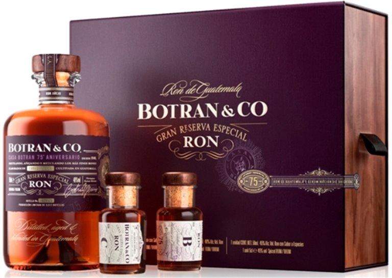Botran & Co Reserva Especial 75th Aniversario