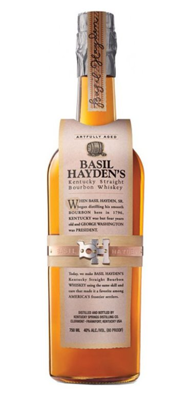 Bourbon Basil Hayden