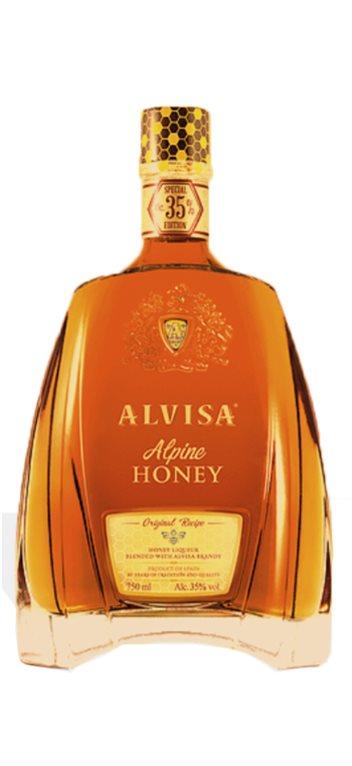 Brandy Alvisa Honey
