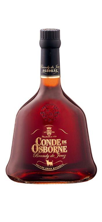 Brandy Conde de Osborne Gran Reserva