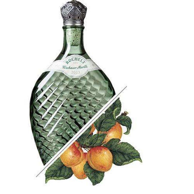 Brandy de Albaricoque Wachauer Marille, 2013, 50% vol. 0,35L, Rochelt