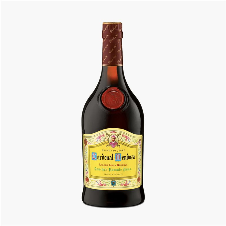 Brandy de Jerez, Cardenal Mendoza Solera Gran Reserva 70cl
