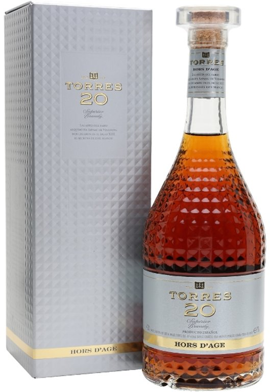 Brandy Torres 20 years old Hors D'Age