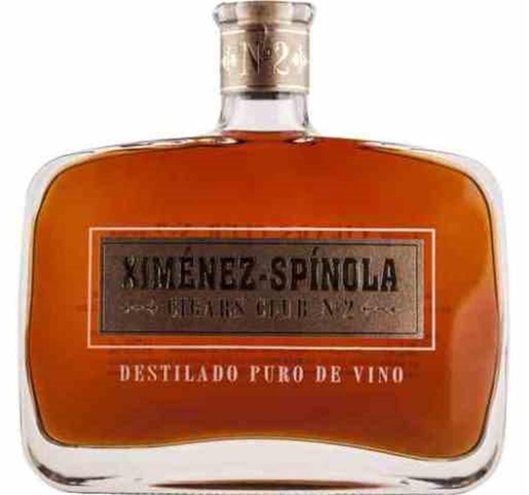 Brandy Ximenez Spinola Cigars Club nº 2