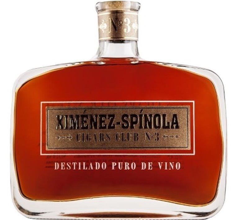 Brandy Ximenez Spinola Cigars Club nº 3