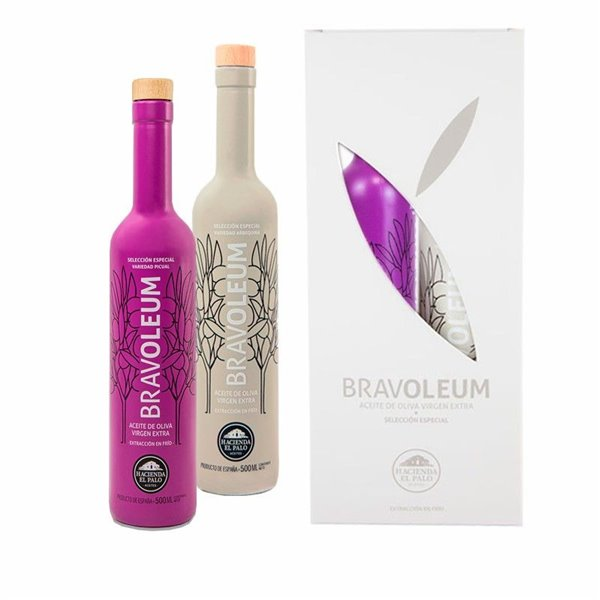 Bravoleum. Estuche doble. 2 x 500ml.