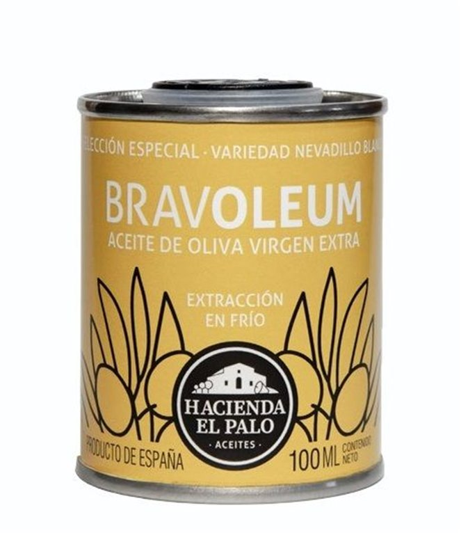 Bravoleum. Selección Especial. Variedad Nevadillo Blanco 100 ml.