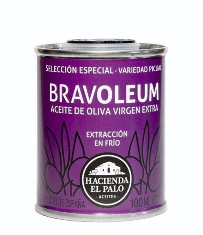 Bravoleum. Selección Especial. Variedad Picual 100 ml.