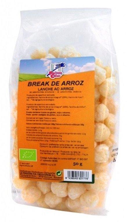 Break de Arroz Integral Bio 50g