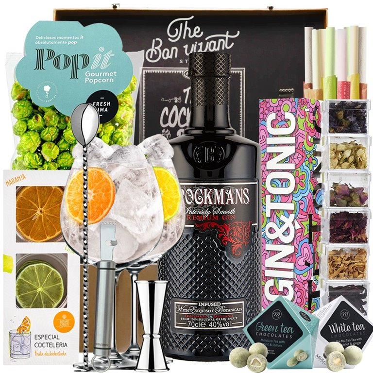 Brockmans Party Gin Box