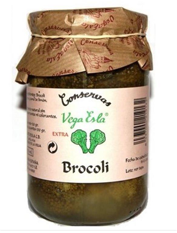 Brocoli  extra en conserva Vega Esla