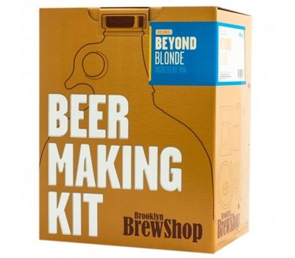 Brooklyn Brew Shop: Beyond Blonde
