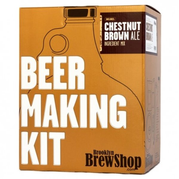 Brooklyn Brew Shop: Chestnut Brown Ale