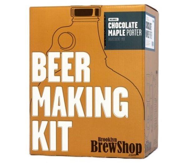Brooklyn Brew Shop: Chocolate Maple Porter