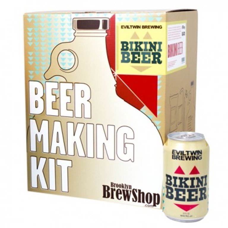 Brooklyn Brew Shop: Evil Twin Bikini Beer, 1 ud