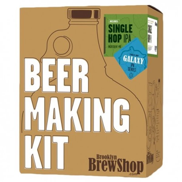 Brooklyn Brew Shop: Galaxy Single Hop IPA