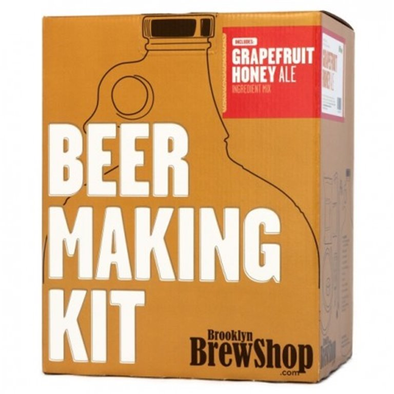 Brooklyn Brew Shop: Grapefruit Honey Ale, 1 ud