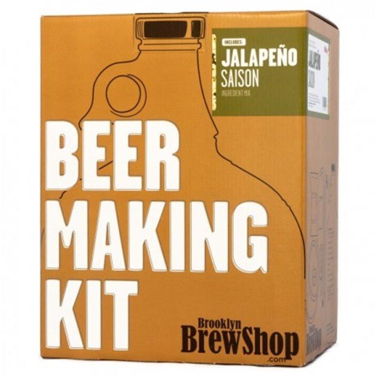 Brooklyn Brew Shop: Jalapeño Saison, 1 ud