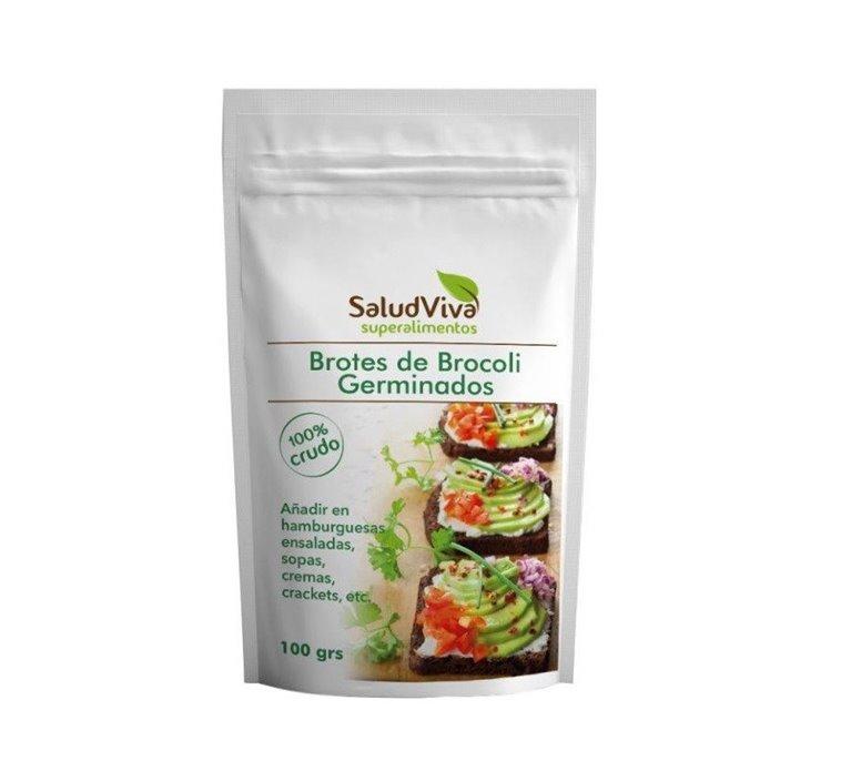 Brotes de Brócoli Germinado Bio 100g