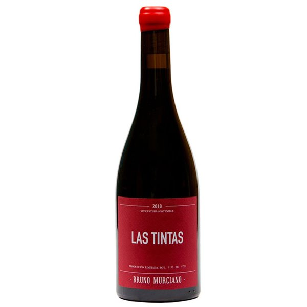 Bruno Murciano Las Tintas 2019