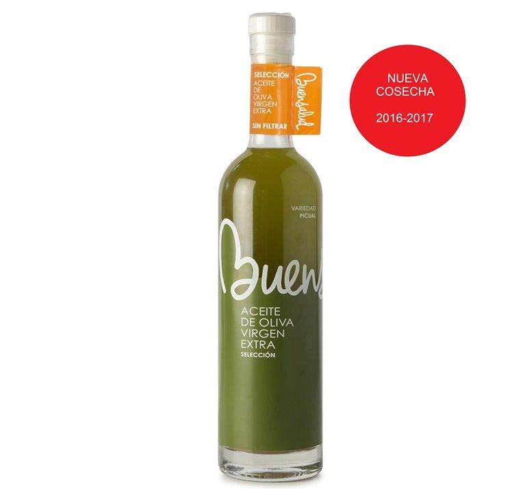 Buensalud Selección Picual. Botella 500 ml.